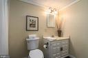 Lower Level Full Bathroom - 14621 SPRINGFIELD RD, DARNESTOWN