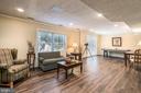 Lower Level Bedroom Suite/Rec Room - 14621 SPRINGFIELD RD, DARNESTOWN