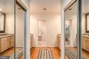 Owners' Suite Dressing Room - 14621 SPRINGFIELD RD, DARNESTOWN