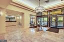 Lobby - 1808 OLD MEADOW RD #1011, MCLEAN
