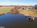 Overhead view from Lake - 7480 DON RD, MINERAL