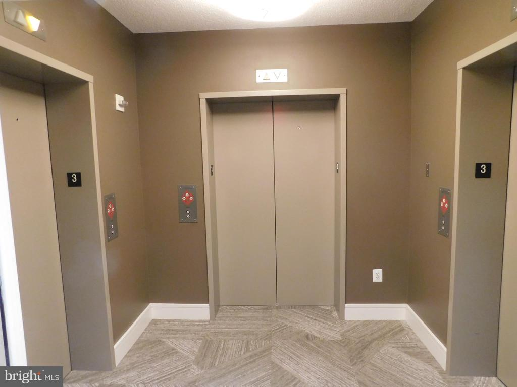 Elevators - 11700 OLD GEORGETOWN RD #314, NORTH BETHESDA