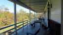 Back Porch - 110 LINDEN LN, FLINT HILL