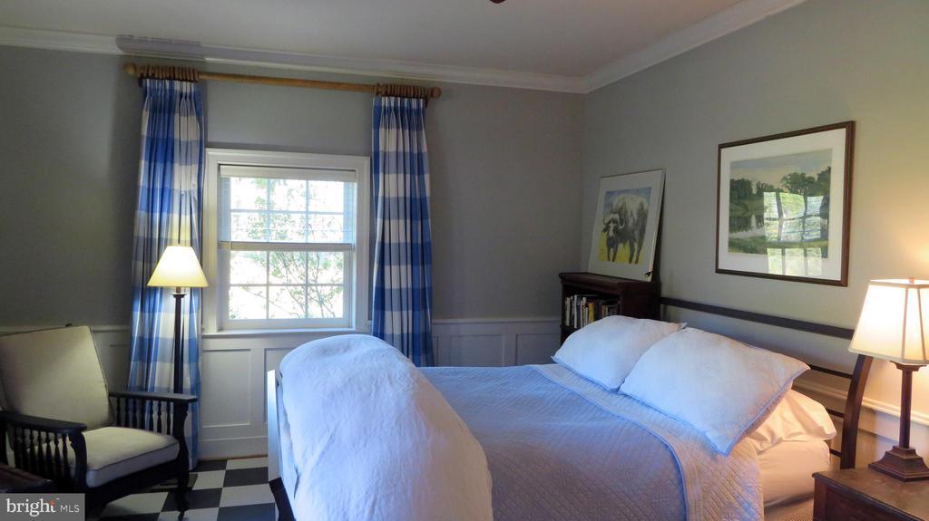 Lower Level Master Bedroom - 110 LINDEN LN, FLINT HILL