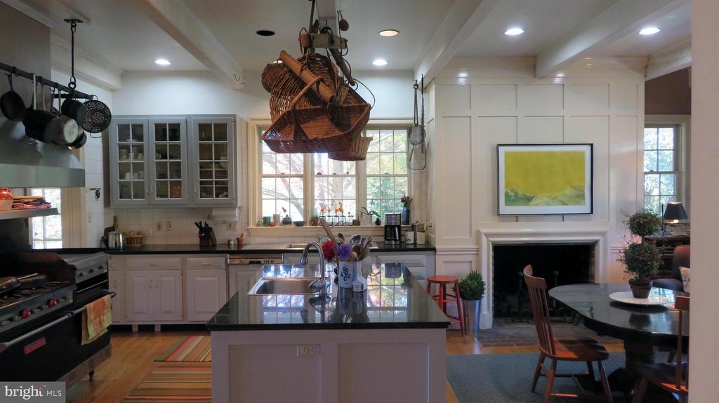 Kitchen - 110 LINDEN LN, FLINT HILL