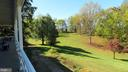 View from Back Porch - 110 LINDEN LN, FLINT HILL
