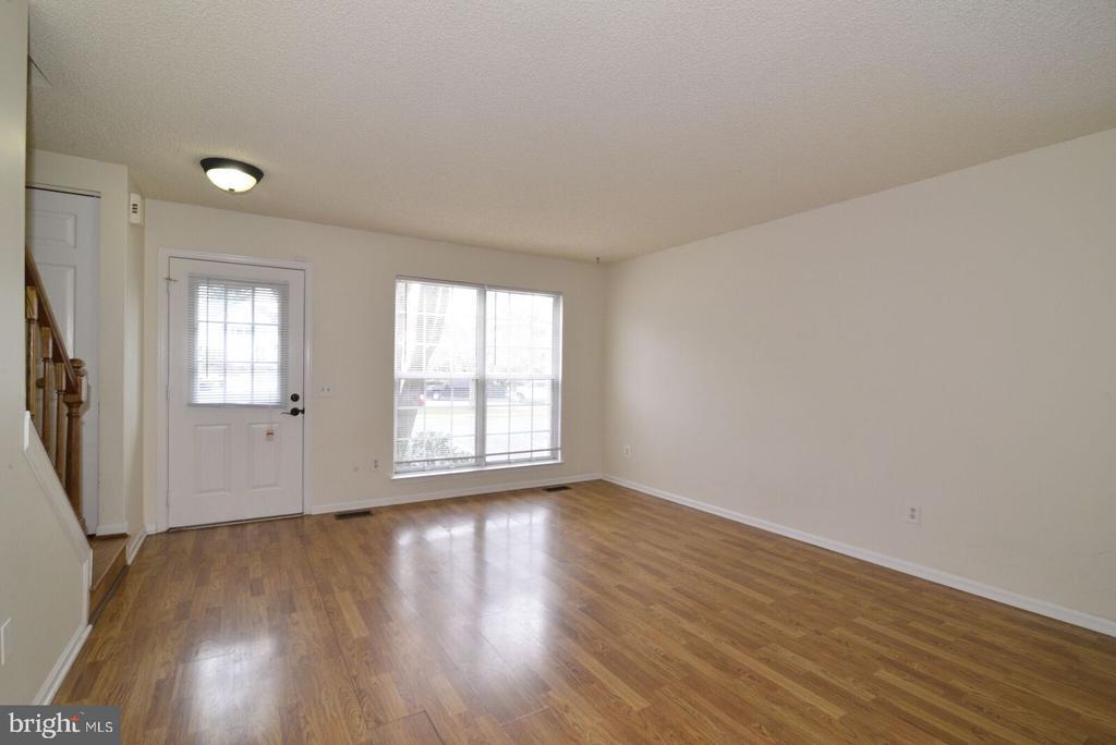bright living room - 14776 BASINGSTOKE LOOP, CENTREVILLE