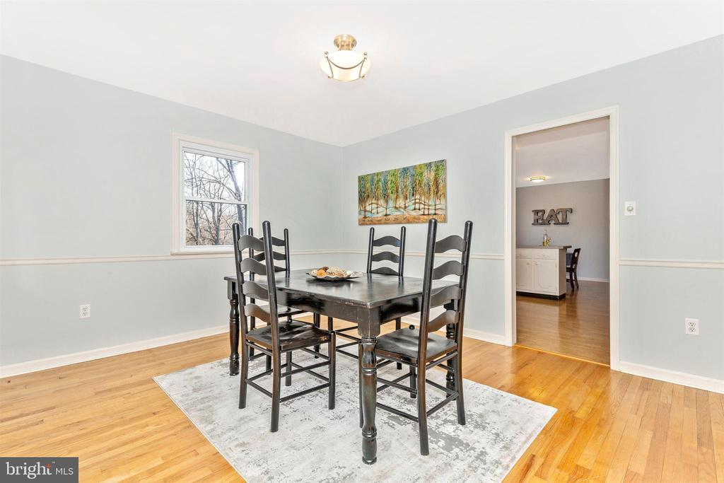 Dining Room - 5800 MEADOW DR, FREDERICK