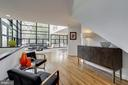 Dramatic Living Spaces - 4708 DORSET AVE, CHEVY CHASE