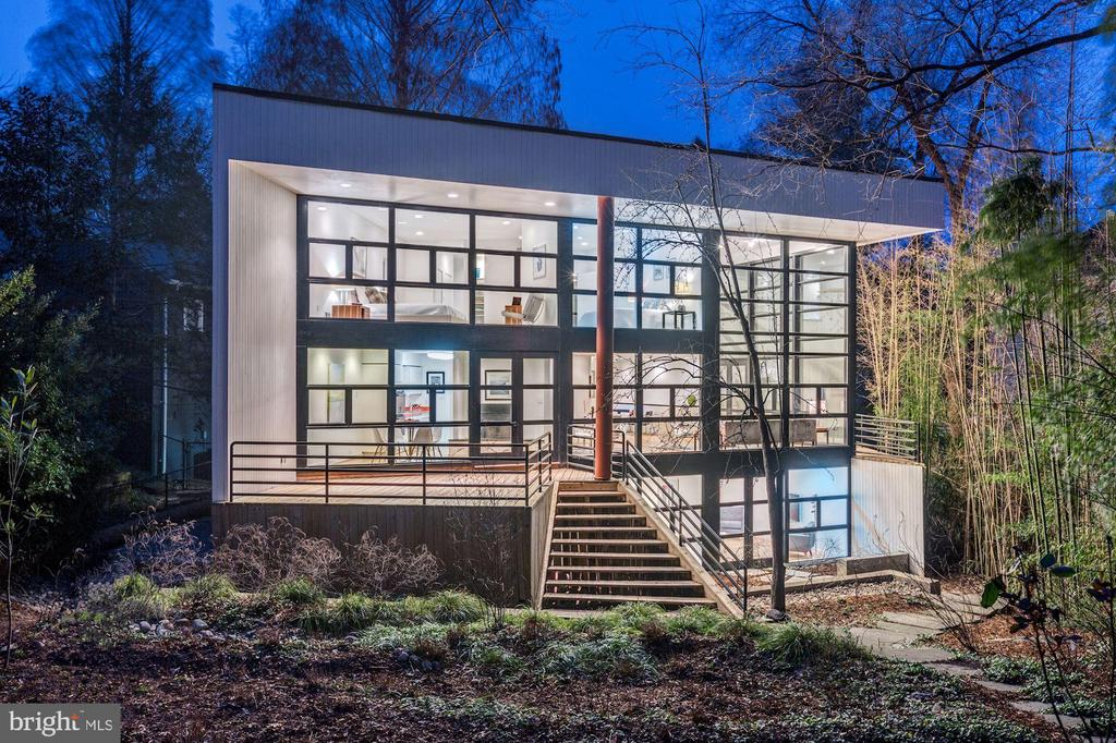 Stunning Contemporary Design - 4708 DORSET AVE, CHEVY CHASE