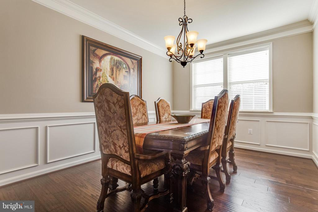 Dining Room - 18751 PIER TRAIL DR, TRIANGLE