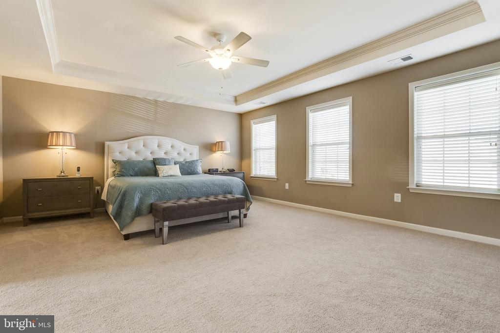 Master Suite - 18751 PIER TRAIL DR, TRIANGLE