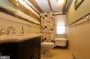 Main level full bath - 35820 CHARLES TOWN PIKE, HILLSBORO