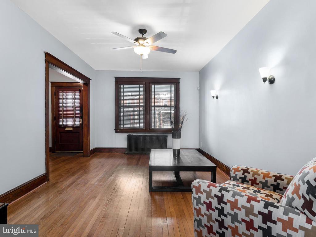 Living Room - 438 INGRAHAM ST NW, WASHINGTON