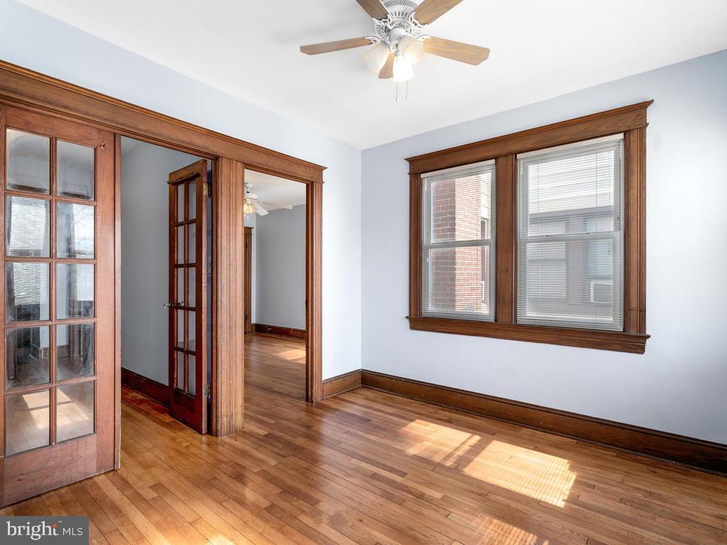 Upstairs sun room to bedroom 3 - 438 INGRAHAM ST NW, WASHINGTON