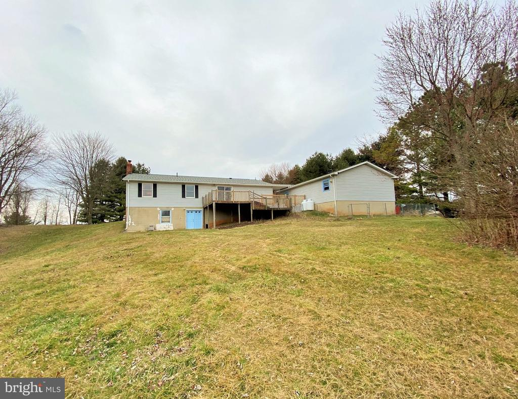 Rear View of Home - 424 PEMBROKE WAY, CHARLES TOWN