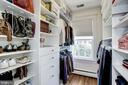 Master Closet - 1690 32ND ST NW, WASHINGTON