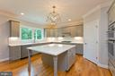 Kitchen - Photo Similar - 229 TAGGART DR, WINCHESTER
