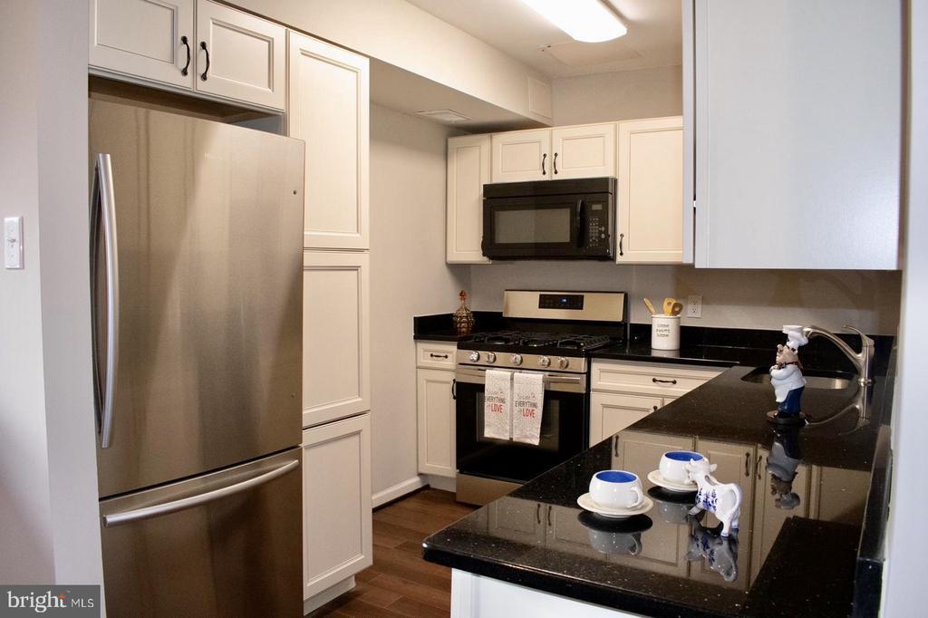 Open Kitchen - 11614 VANTAGE HILL RD #21C, RESTON