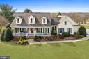 Beautifully landscaped - 2407 FLAG MARSH RD, MOUNT AIRY