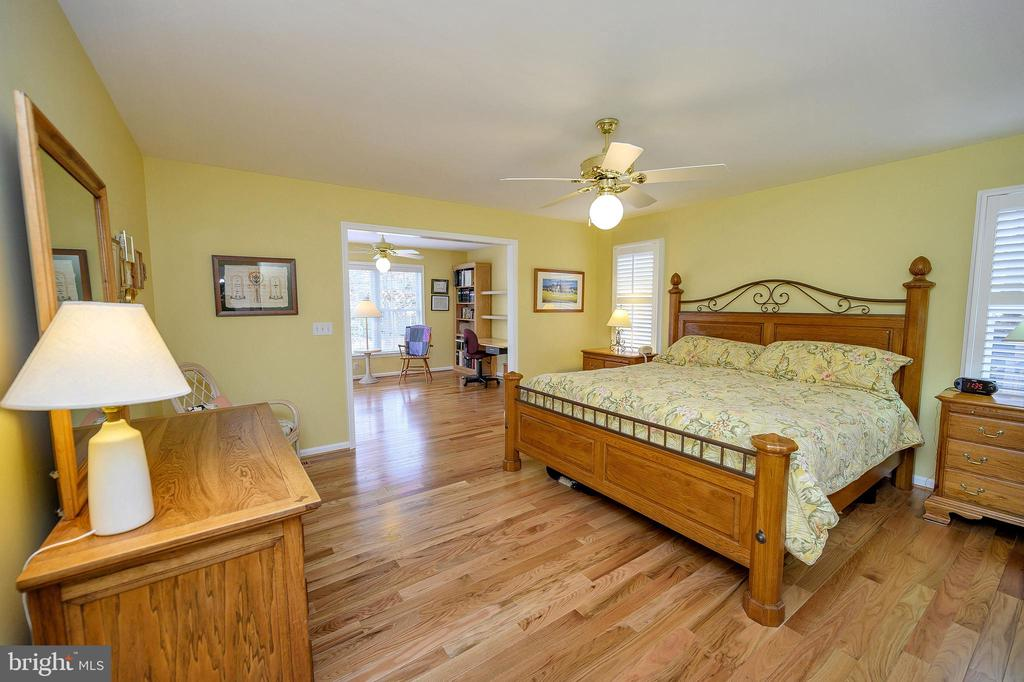 Master Suite with sitting room/nursery. - 509 MT PLEASANT DR, LOCUST GROVE