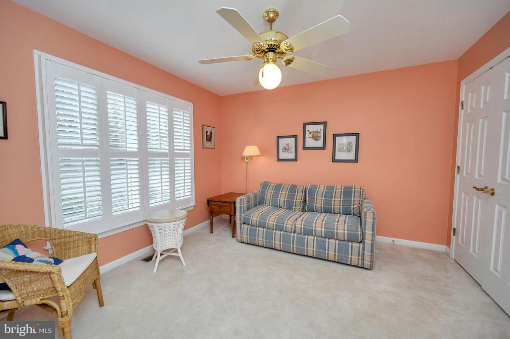 Third bedroom that could also be used as office. - 509 MT PLEASANT DR, LOCUST GROVE