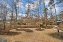 Landscaped yard perfect for entertaining. - 509 MT PLEASANT DR, LOCUST GROVE