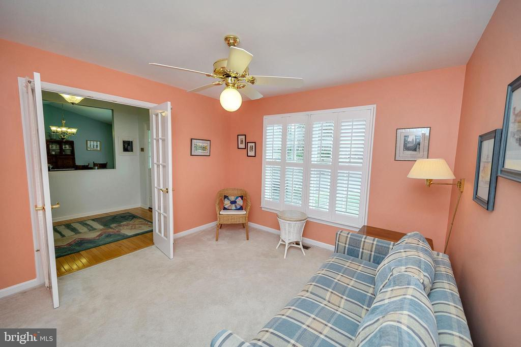 3rd Bedroom off Foyer antoher view. - 509 MT PLEASANT DR, LOCUST GROVE