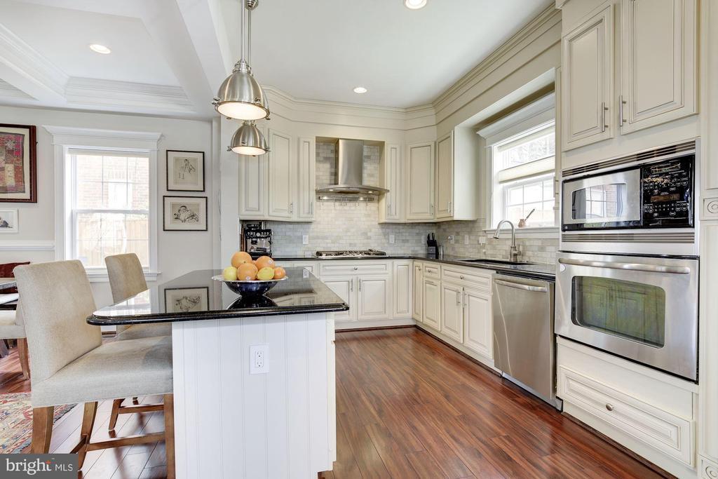 stainless appliances, - 5536 30TH PL NW, WASHINGTON