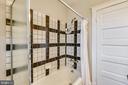 Full Bath on Upper 1 - 201 W WALNUT ST, ALEXANDRIA