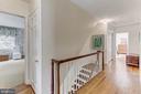 2nd Floor Hall - 103 SAINT DUNSTANS RD, BALTIMORE