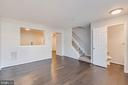 Interior General-Open Floor plan - 13808 CROSSTIE DR, GERMANTOWN