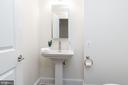 Powder room - 2715 N ST NW, WASHINGTON