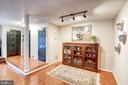 Formal Dining Area OR Makes for a Great Play Area! - 1614 OAK SPRING WAY, RESTON