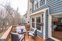Beautiful Deck - Recently Freshly Stained! - 1614 OAK SPRING WAY, RESTON