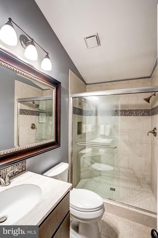 Master Bathroom - Beautifully Renovated! - 1614 OAK SPRING WAY, RESTON