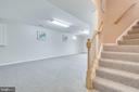 Recreation Room - 19800 HELMOND WAY, MONTGOMERY VILLAGE