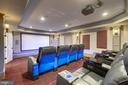 Home Theater - 3301 FESSENDEN ST NW, WASHINGTON