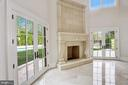 Elegant Fireplace - 3301 FESSENDEN ST NW, WASHINGTON