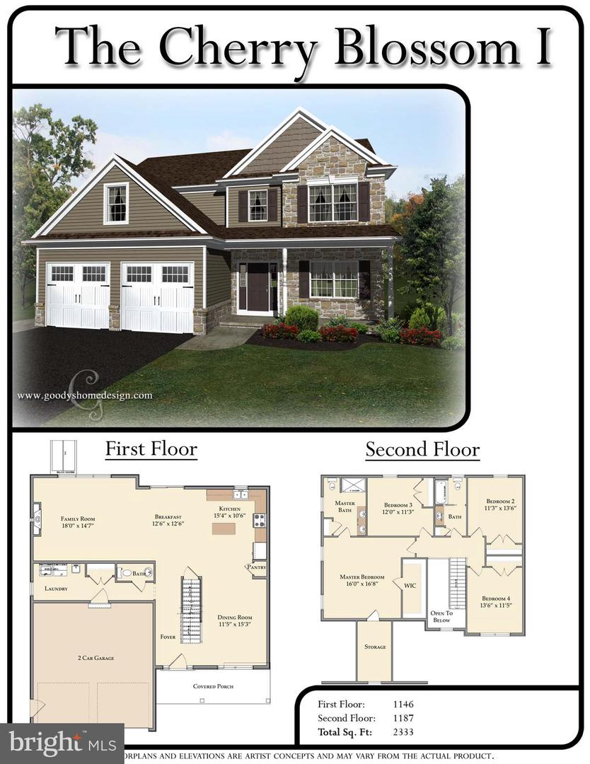 Single Family Homes for Sale at Manheim, Pennsylvania 17545 United States