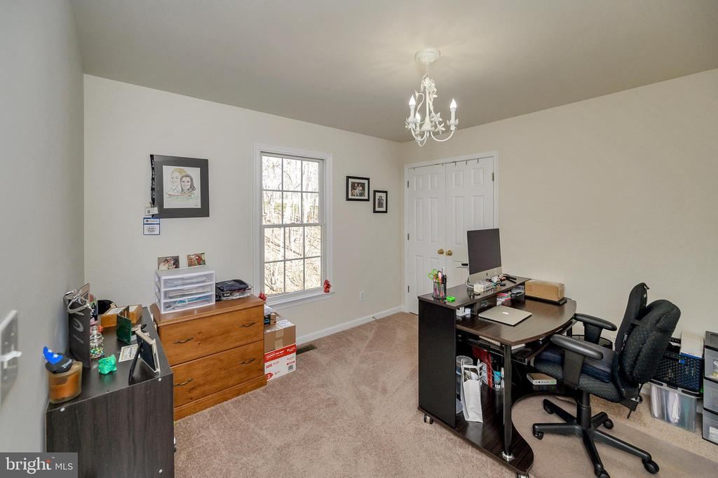 Third bedroom -  being used as an office - 200 SAND TRAP LN, LOCUST GROVE