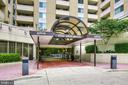 Entrance, The Elizabeth - 4601 N PARK AVE #1706, CHEVY CHASE