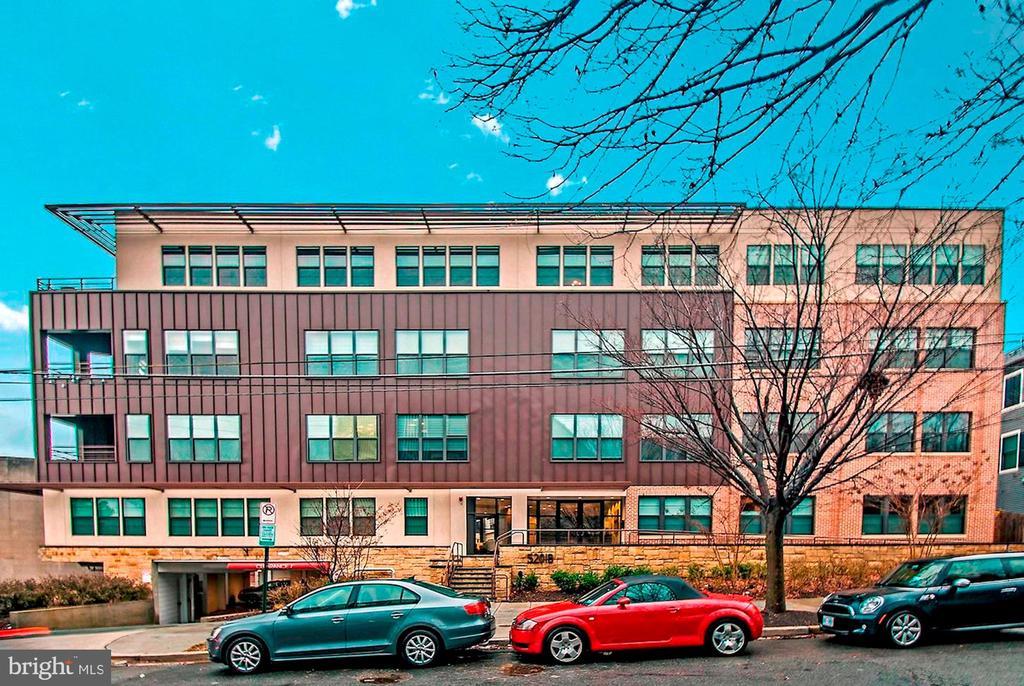 Exterior Main - 5201 WISCONSIN AVE NW #401, WASHINGTON