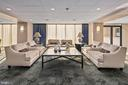 Beautifully Designed Common Building Areas - 4601 N PARK AVE #1706, CHEVY CHASE