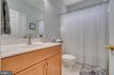 Full Bathroom with Tub/Shower - 81 SENTINEL RIDGE LN, STAFFORD