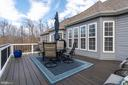 20' x 14' Deck with 5' x 10' Landing - 81 SENTINEL RIDGE LN, STAFFORD