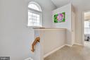 Upper Hall - 5353 TORTOISE PL, WOODBRIDGE