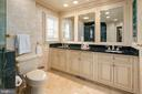 Master bath - 2344 S ST NW, WASHINGTON