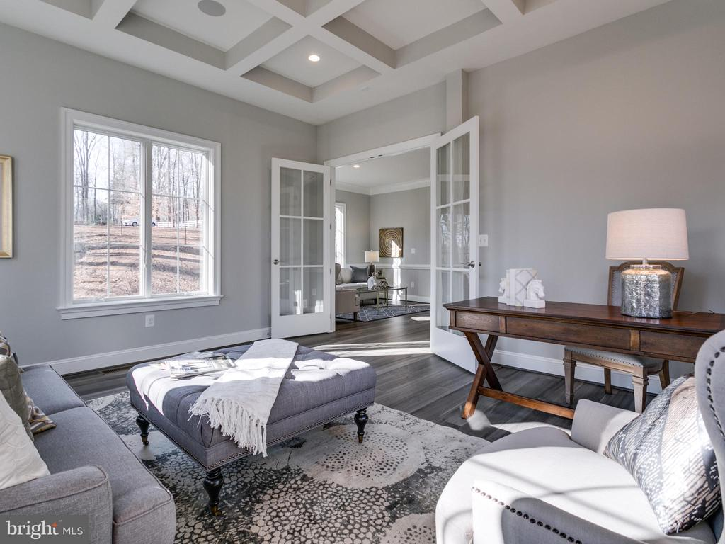 Bright and sunny conservatory - 9978 BLACKBERRY LN, GREAT FALLS