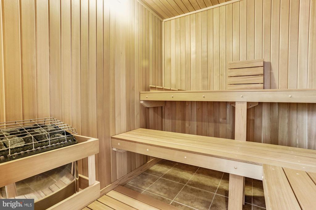 Master Bath Sauna - 11022 BLEVINS DR, CLARKSVILLE